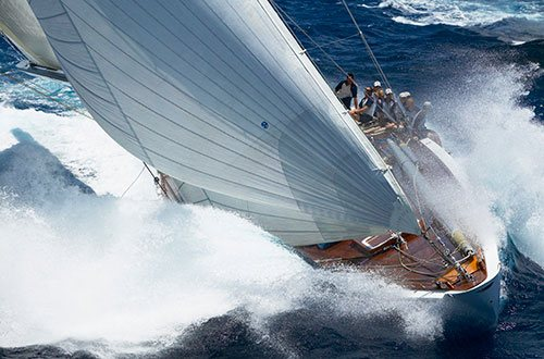 Mega Yacht Rigging - New England Ropes
