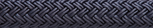 Double Braid Nylon Navy