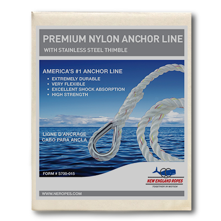 Packaged Anchor Lines